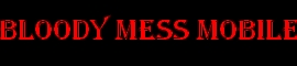 Bloody Mess logo